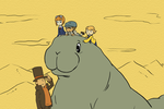 Lagooshi and Co. by JACKSPICERCHASE