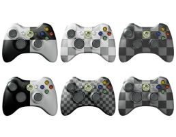 Xbox 360 Controller Design. by Wljump