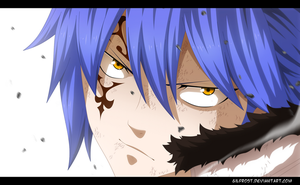 Fairy Tail 528 - Jellal by Gilfrost