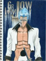 Grimmjow by 9Bleach6