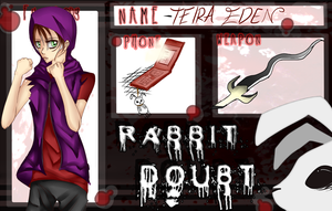 Rabbit Doubt App: Teira Eden by Acsh