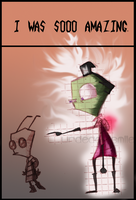 This is Zim. by urdeadlysmile