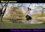 ManyLemons Music Video- Cosplay Cascade by Leonie-Heartilly