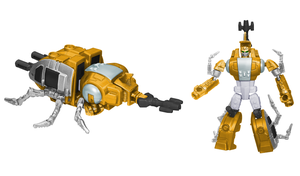 Metabee Digibash by Air-Hammer