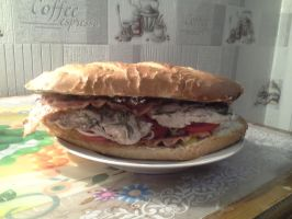 I created it...CREATED!!! (Time Sandwich) by dimin0