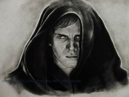 Anakin Skywalker, Star Wars by ReyFukuda