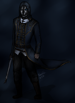 Corvo Attano by Fenrize