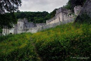 070610 Gwrych Castle 1 by InsaneGelfling