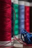 The red thread IV by AlejandroCastillo