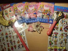 Sailor Moon collection by SerenaChildOfMoon