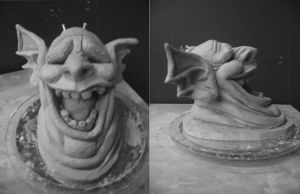 fantasy head by bolognafingers