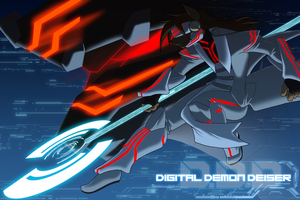 LS-CM, Digital Demon Deiser by Toughset