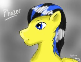 Phazer by Milliemonster