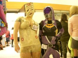 Silent Hill Nurse and Me by willowfall