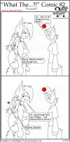 'What The' Comic 82 by TomBoy-Comics