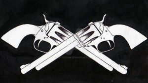 Revolvers by estelleam