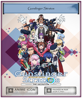Gunslinger Stratos - Anime Icon by Aliceieous
