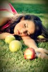 2013 Glamour Calendar: Apple by ideareattiva