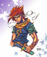Crono - Color by SephirothArt