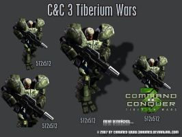 CC3 TW Soldier by 3xhumed