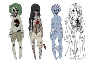 halloween adopts by pointadoptss