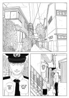 You're under arrest: page 1 by Feiuccia