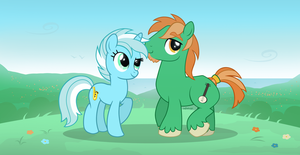 Lyra's Parents by LugiaAngel