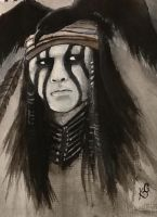 Tonto by WolfOfHorror