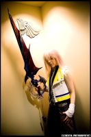 KH2 - Riku cosplay + keyblade by 8-13