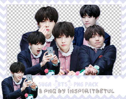 SUGA #BTS# PNG PACK by inspiritbetul