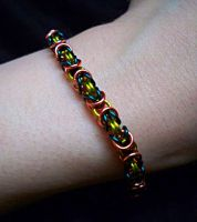 Spotted Bracelet by Divulged