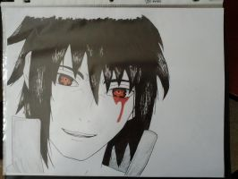 Sasuke! by MsKimPossible