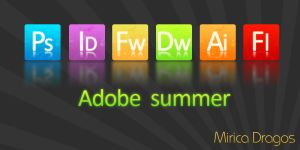Adobe Summer Icons by name23