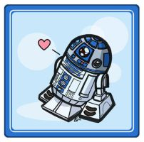 Droid Love by Jasmeralda