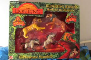 Roaring Kings set by Heatherannpt