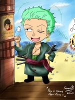 zoro final (dedicado a un nakama mio) by Samanta95