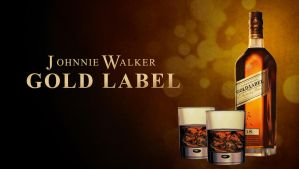 JOHNNIE WALKER GOLD LABEL by nikolaihoe27