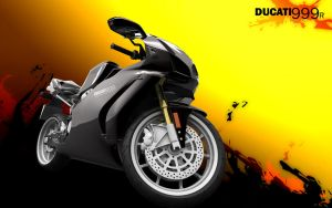 Ducati 999R wallpaper by Imiisek