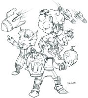 Explosive Yordles by RinTheYordle