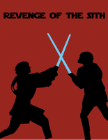 Revenge of the Sith by dragonfang42