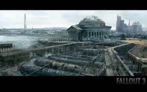 Fallout 3 Art (0) by sparkenstein