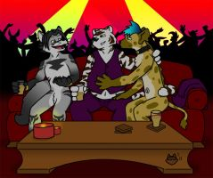 Biography of Bengal:Debauchery by ConnerCoon