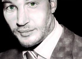 Tom Hardy by lrguy