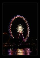 Ferris Wheel by Verde-Acido