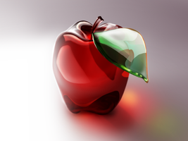 Apple by canitiem