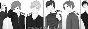 U-Kiss She's mine by AniiTaRuiz