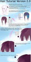 Hair Tutorial Version 2.0 by KsardaNii