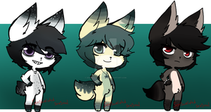 Anthro Male Adopts [Closed] by SensualidadSensual