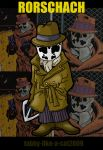 Rorschach by tabby-like-a-cat