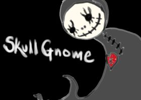 Skullgnome of Mine 2 by and-so-she-falls